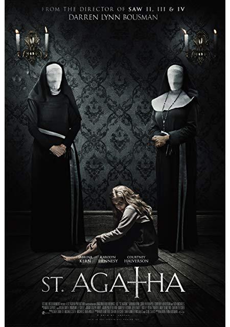 St. Agatha / Сестра Агата (2018)