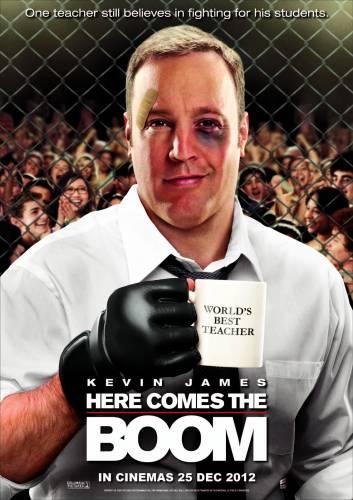 Here Comes The Boom / Тежка категория (2012)