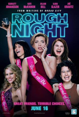 Rough Night / Тежка нощ (2017)