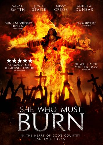 She Who Must Burn / Тя, която трябва да изгори (2015)