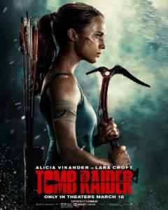 Tomb Raider: Първа мисия (2018)