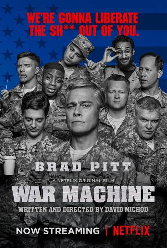 War Machine / Военната машина (2017)