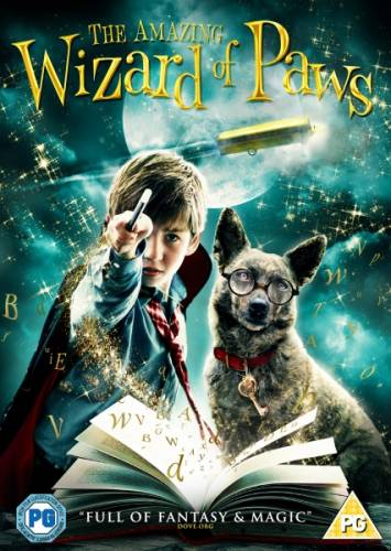 The Amazing Wizard of Paws / Вълшебните лапички (2015)