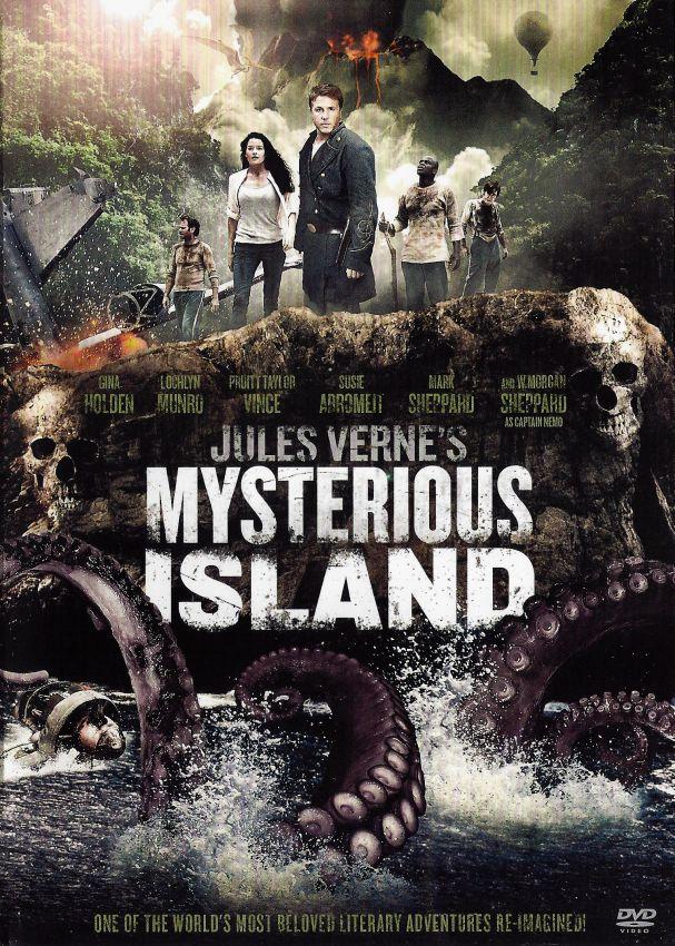 Mysterious Island / Тайнственият остров (2010)