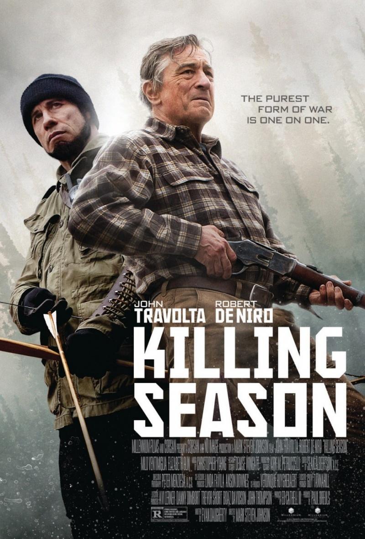 Killing Season / Опасен гост (2013)