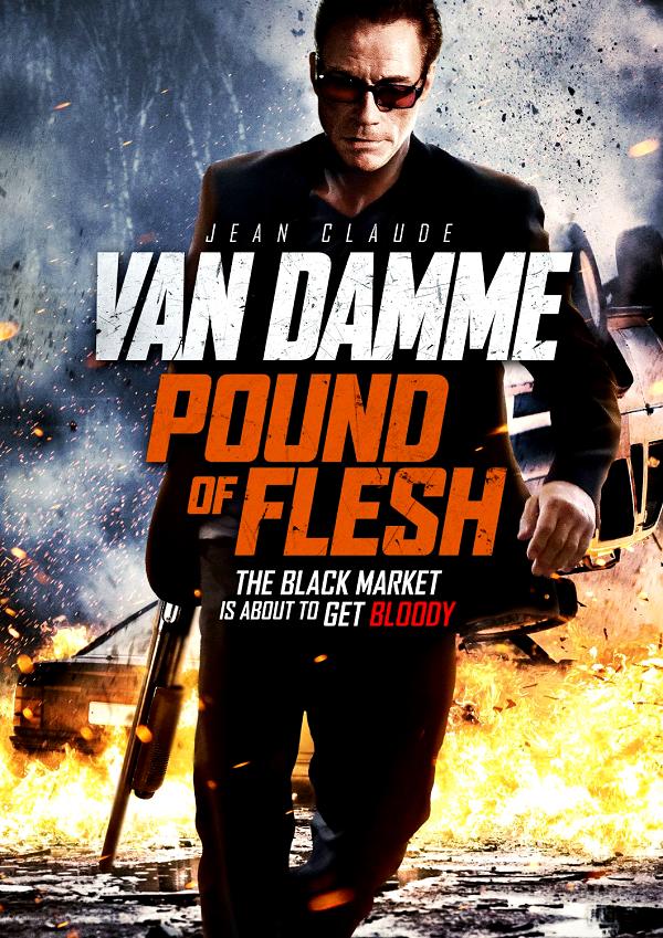 Pound of Flesh / Лира от плът (2015)