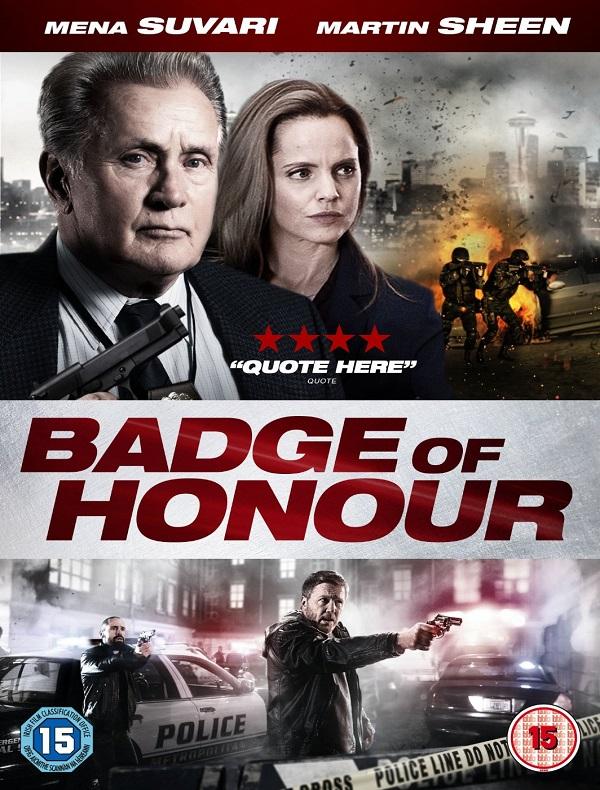 Badge of Honor / Значка на честта (2015)