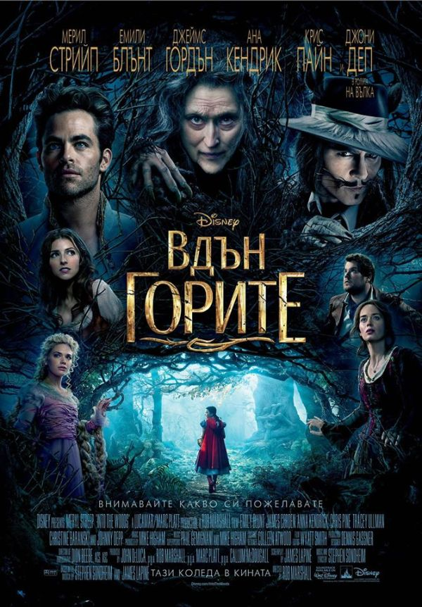 Into the Woods / Вдън горите (2014)