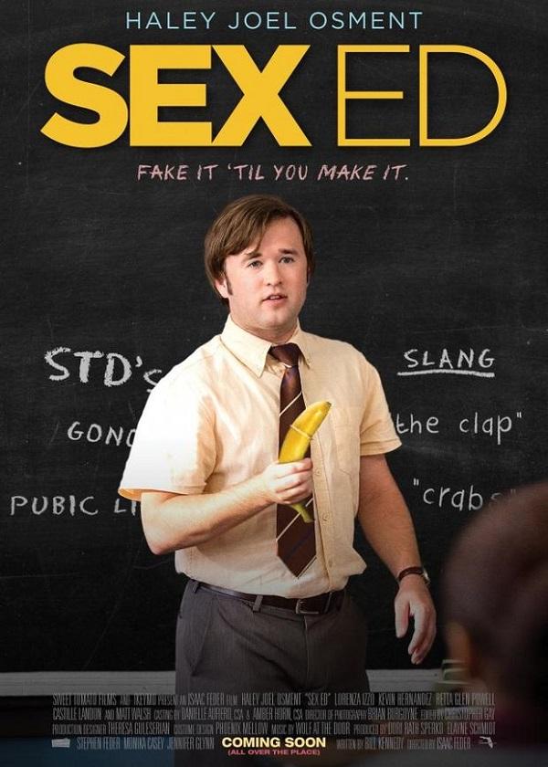 Sex Ed / Сексуално образование (2014)