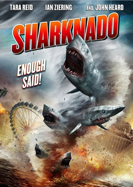 Sharknado / Акулонадо (2013)