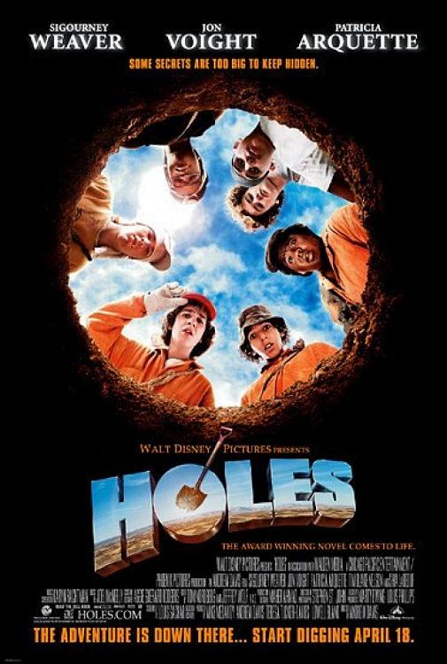 Holes / Семейно проклятие (2003)