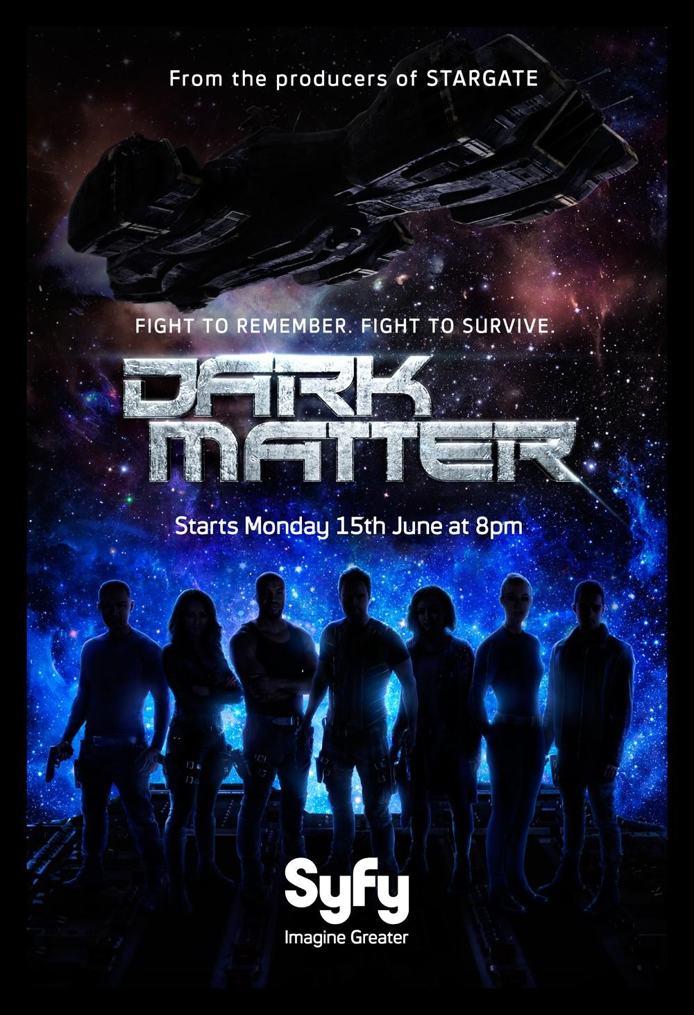 Dark Matter / Тъмна материя S01