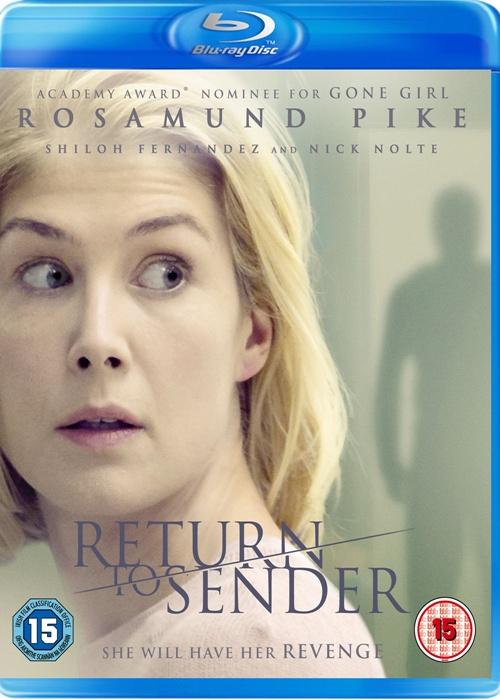 Return to Sender / Да се върне на подателя (2015)