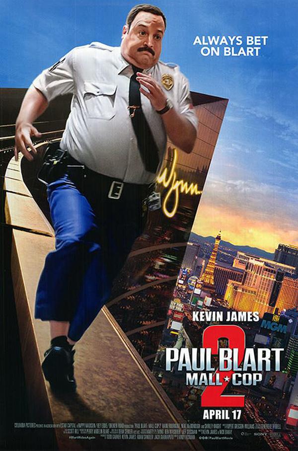 Paul Blart: Mall Cop 2 / Ченгето на мола 2 (2015)