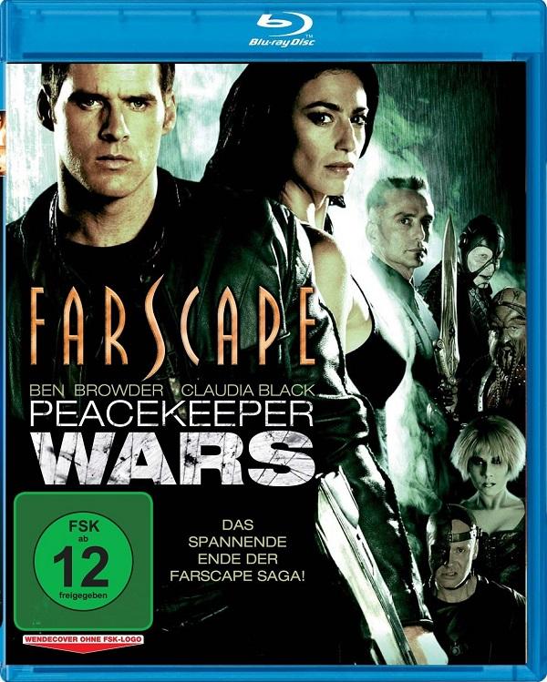 Farscape: The Peacekeeper Wars (2004)
