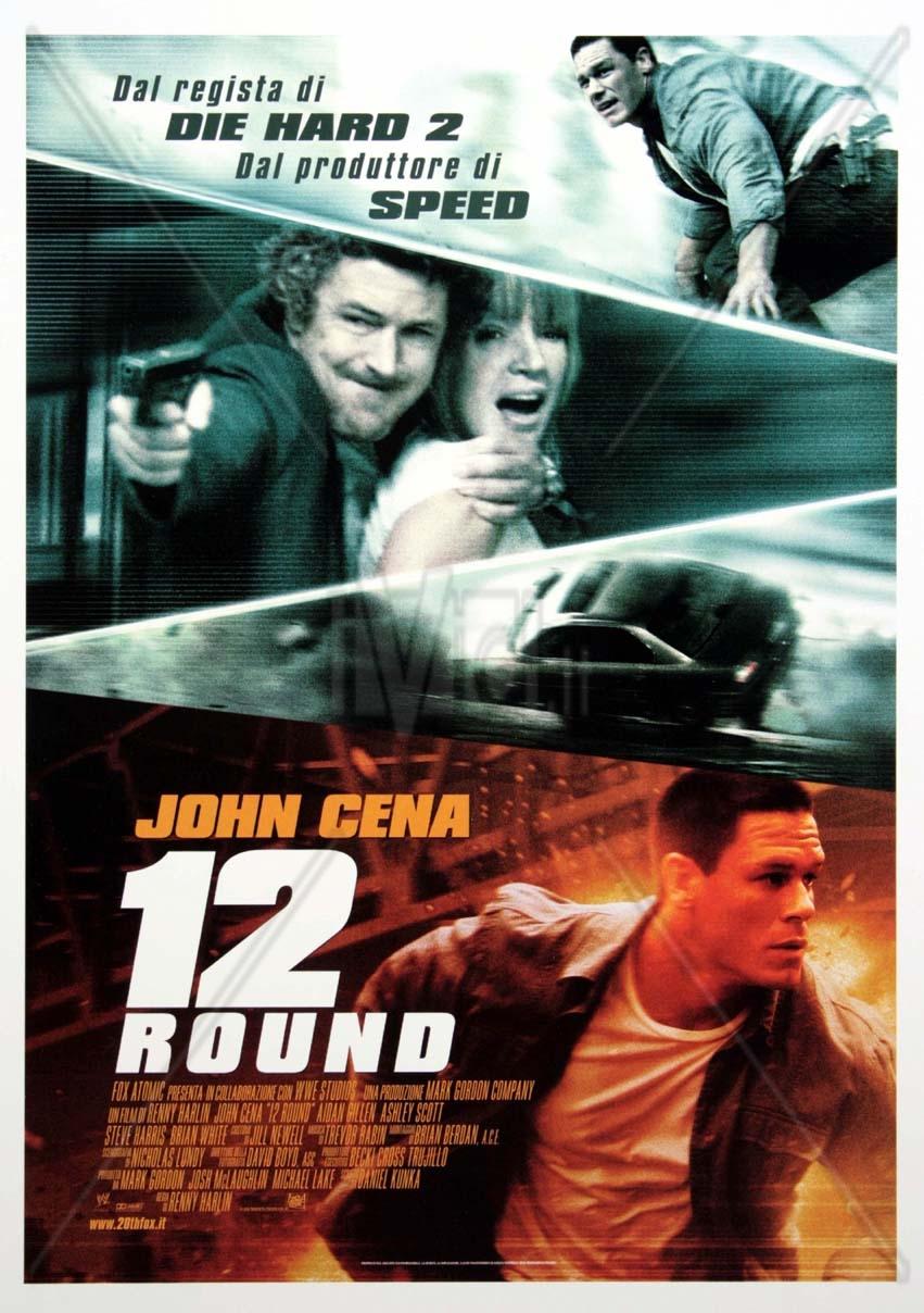 12 Rounds / 12 рунда (2009)