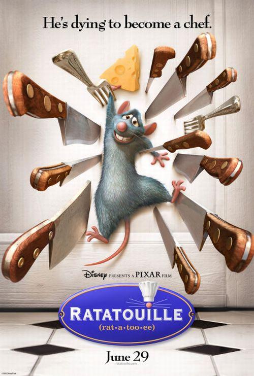 Ratatouille / Рататуи (2007)