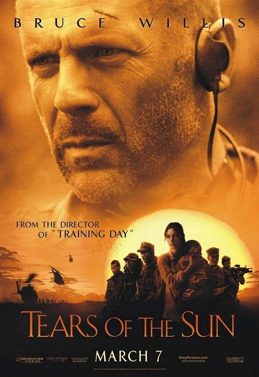 Tears of the Sun / Плачът на Слънцето (2003)