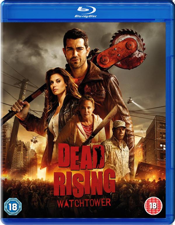 Dead Rising / Възхода на мъртвите (2015)