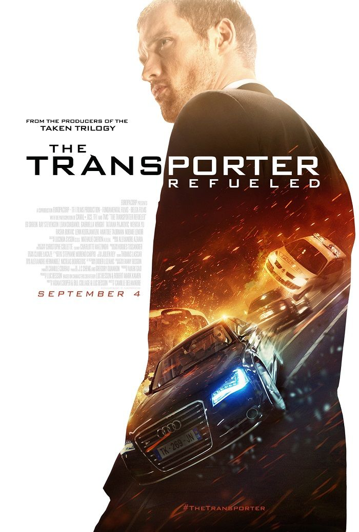 The Transporter 4: Refueled (2015)