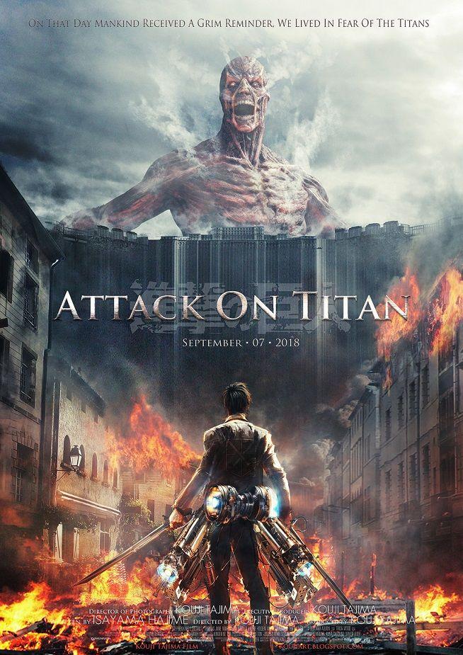 Attack on Titan Live-Action / Поход срещу титаните (2015)