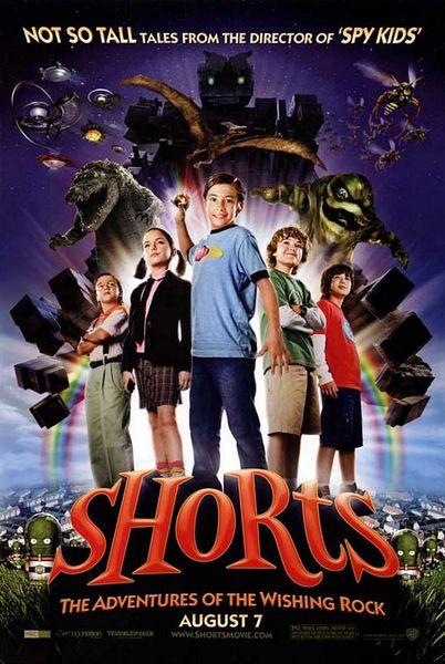 Shorts / Камъкът на желанията (2009)