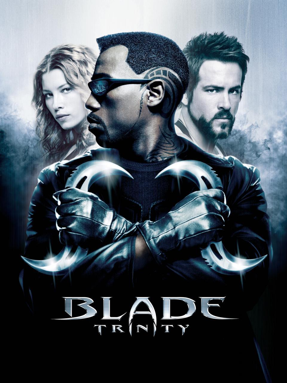 Blade Trinity / Блейд Тройца (2004)