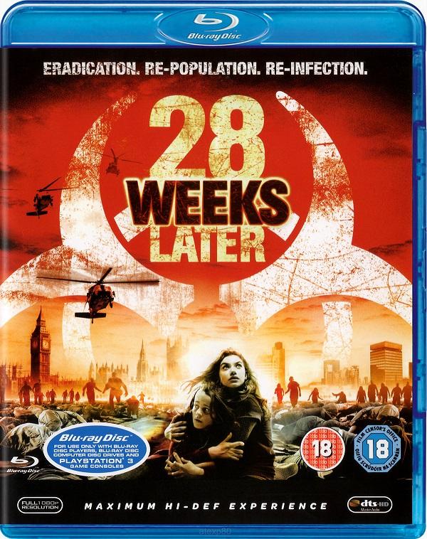 28 Days-Weeks Later / 28 дни-седмици по-късно (2007)