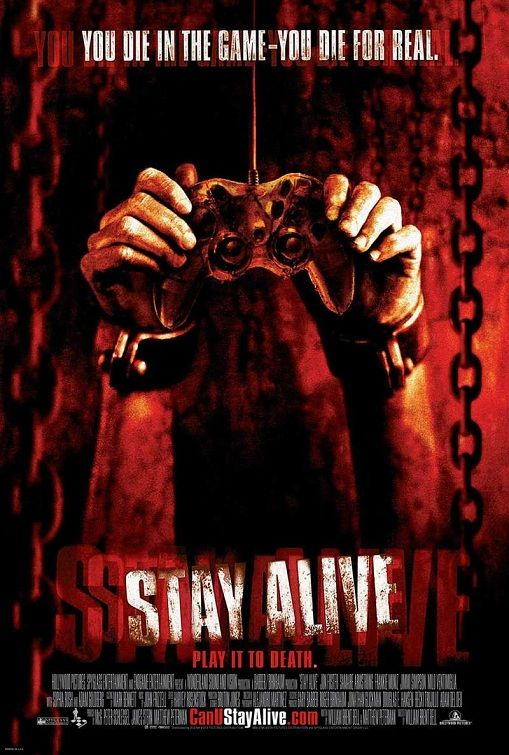 Stay Alive / Остани жив (2006)
