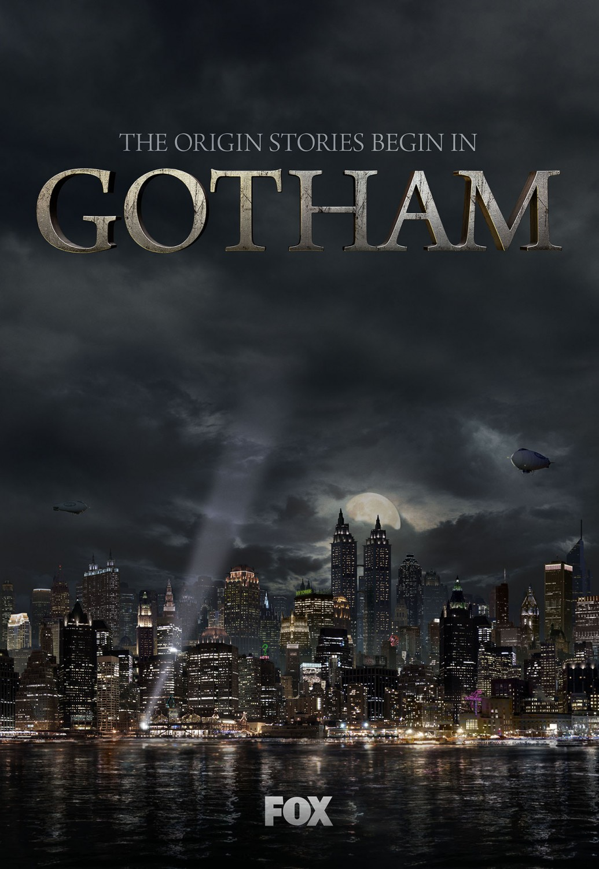 Gotham – Season 1 / Готъм – Сезон 1