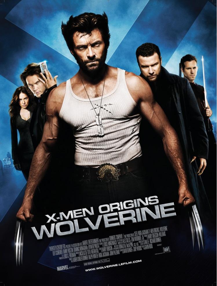 X-Men Origins: Wolverine / Х-Мен началото: Върколак (2009)
