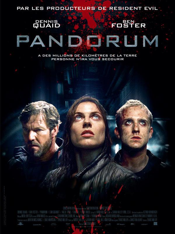 Pandorum / Пандорум (2009)