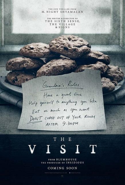 The Visit / Посещение (2015)