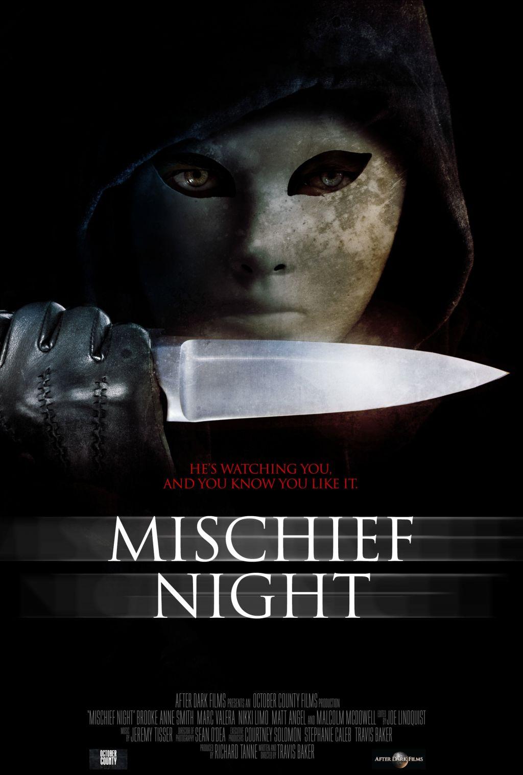 Mischief Night / Нощта на пакостниците (2013)