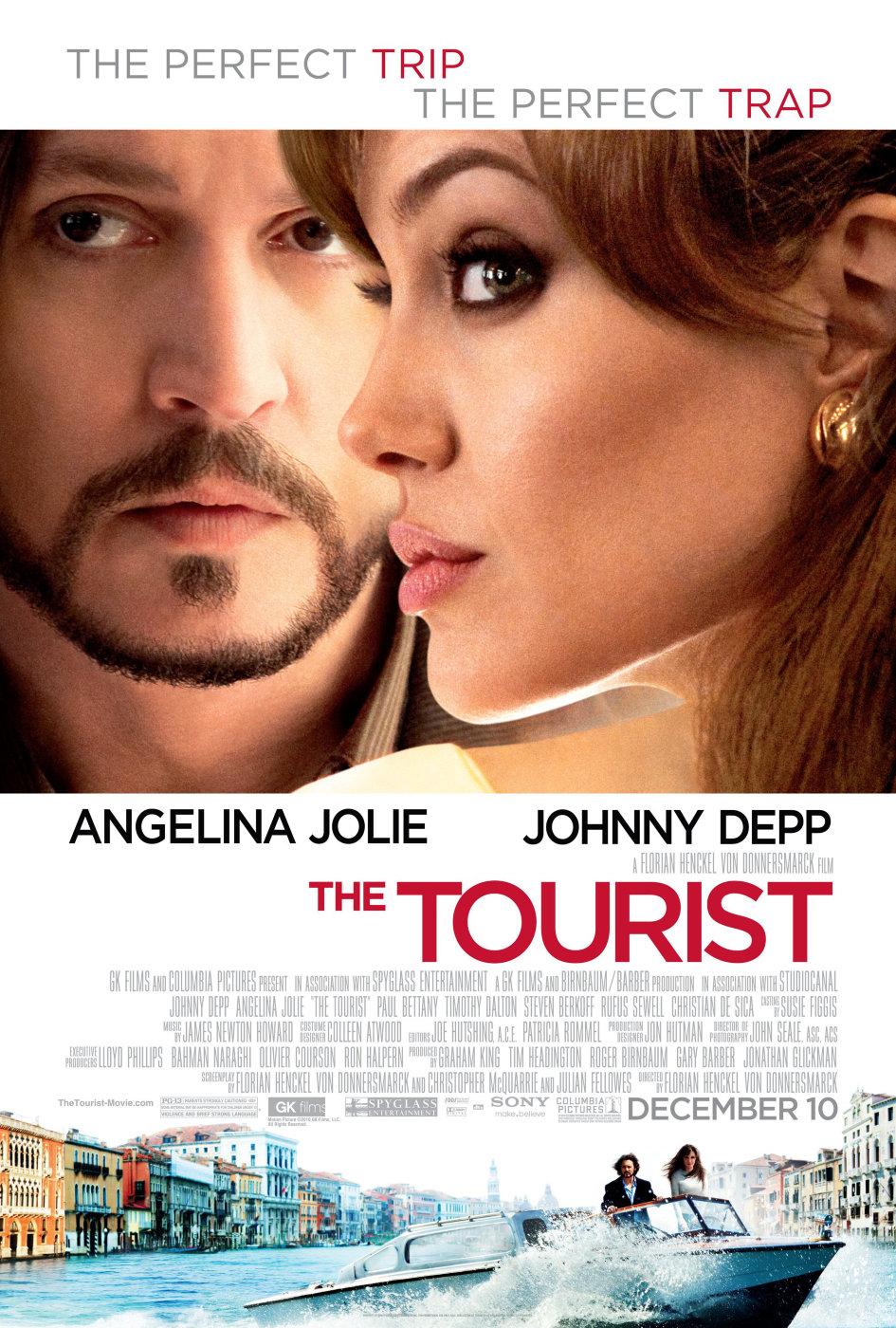 The Tourist / Туристът (2010)