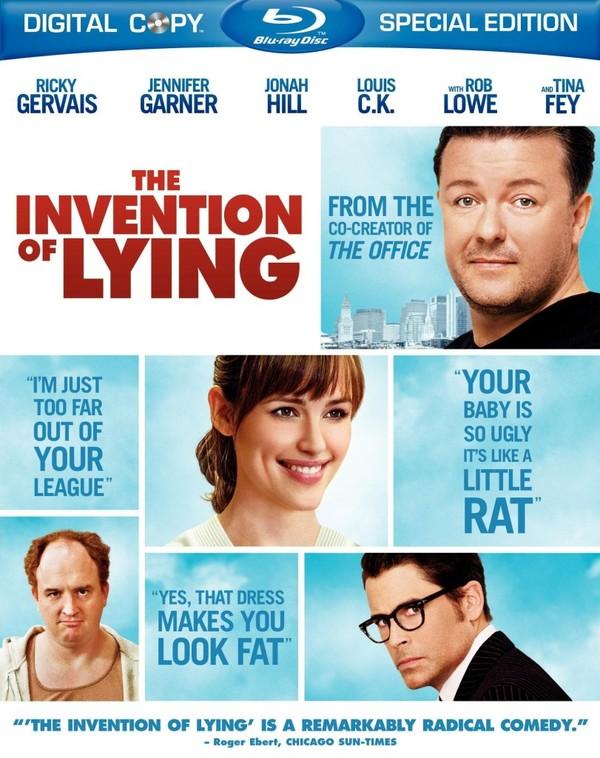The Invention of Lying / Изобретението на лъжата (2009)