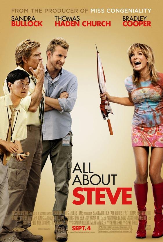 All About Steve / Всичко За Стив (2009)