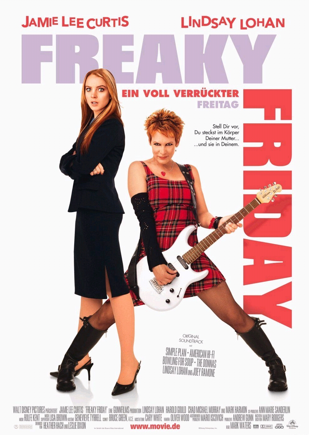 Freaky Friday / Шантав петък (2003)