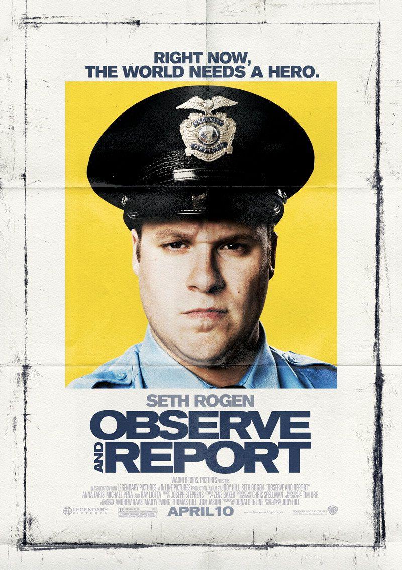Observe and Report / Винаги на пост (2009)