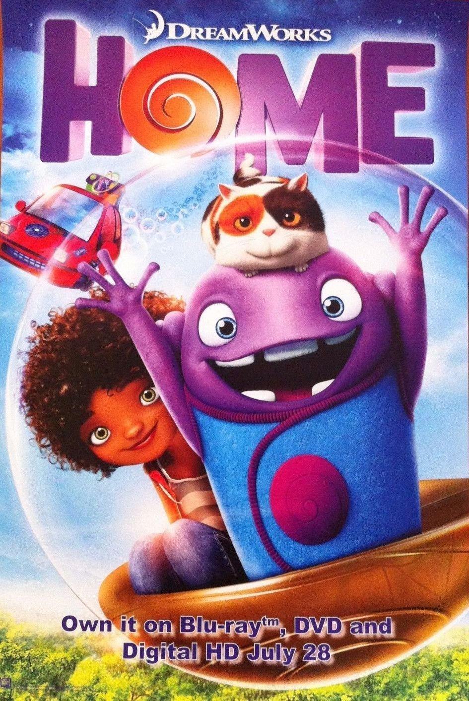 Home / У дома (2015)