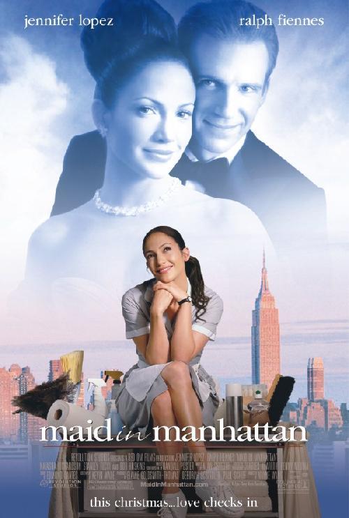 Maid in Manhattan / Петзвезден романс (2002)