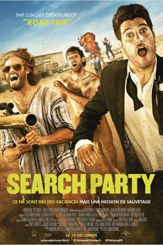 Search Party / Издирвачите (2014)