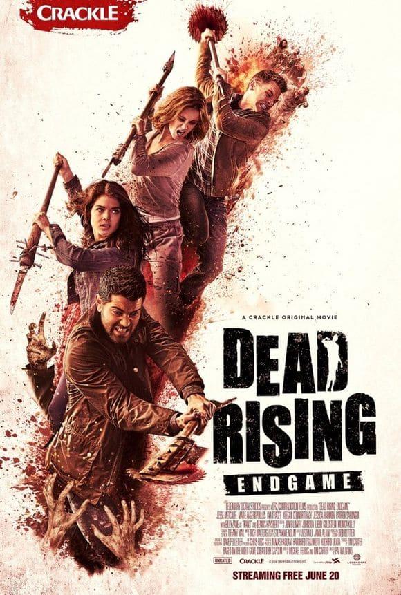 Dead Rising: Endgame / Възхода на мъртвите: Край на играта (2016)