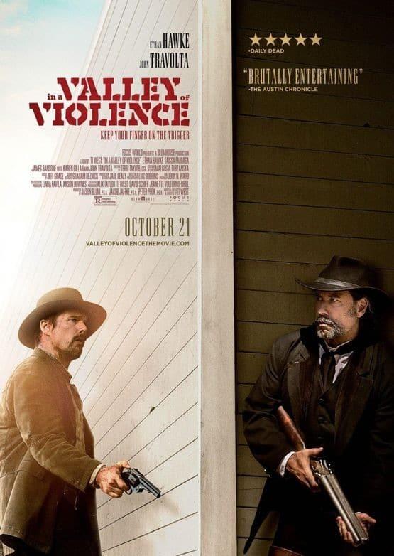 In a Valley of Violence / В Долината на насилието (2016)