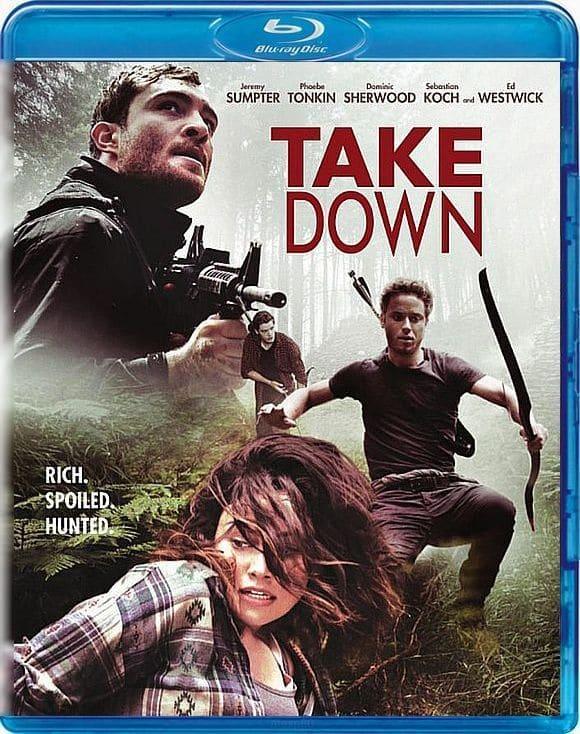 Take Down / Откуп за милиарди (2016)